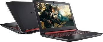 """Acer Nitro 5 - 15,6""""/ i7-8750H/ 8G/ 128SSD+1TB/ GTX1050Ti/ W10 černý"""