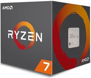 AMD Ryzen 7 1800X skt.AM4 bez chladiče