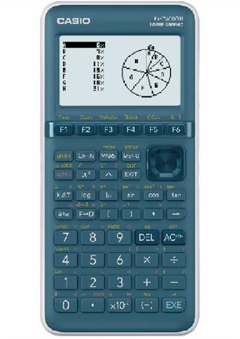 Casio kalkulačka FX 7400 G III
