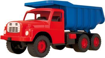 Dino Tatra Auto 148 73 cm modročervená