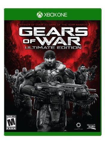 Gears of War Ultimate Edition XONE - voucher