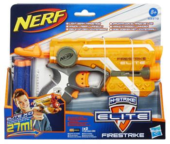 Hasbro - Nerf Elite pistole s laserovým zaměřováním
