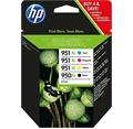 HP 950XL/951XL Combo pack Black/color Ink Cartridge C2P43AE