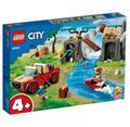 LEGO City - Záchranářský teréňák do divočiny 60301