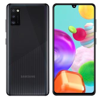 Samsung A415 Galaxy A41 Black
