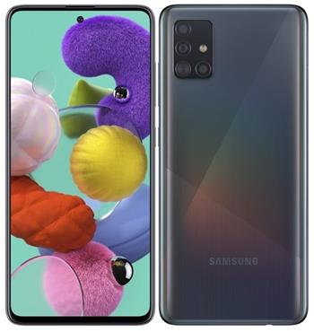 Samsung Galaxy A51, Black