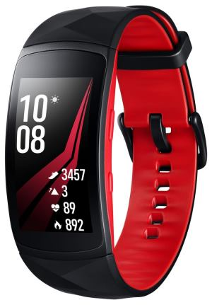 Samsung Gear Fit2 Pro R365 Red