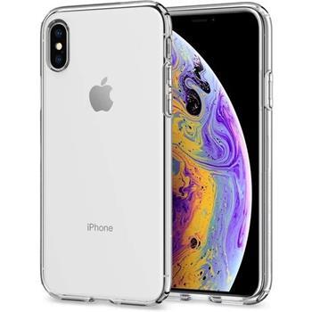 Spigen Crystal Flex kryt iPhone XS/X čirý