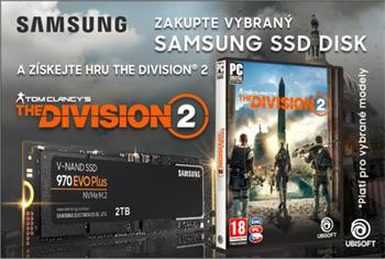 Tom Clancys The Division 2 PC k SSD Samsung